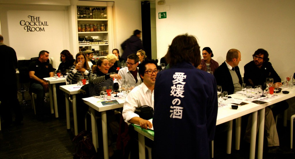 saki tasting, image from https://www.facebook.com/TupacKirby1