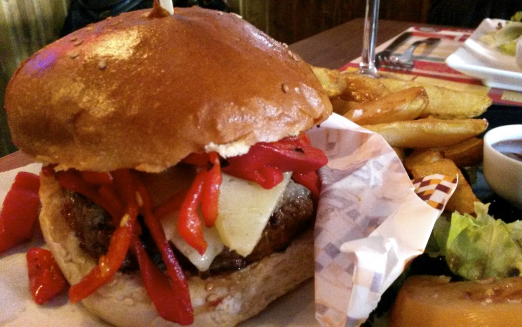 best burger in Madrid by Goiko Grill by Naked Madrid