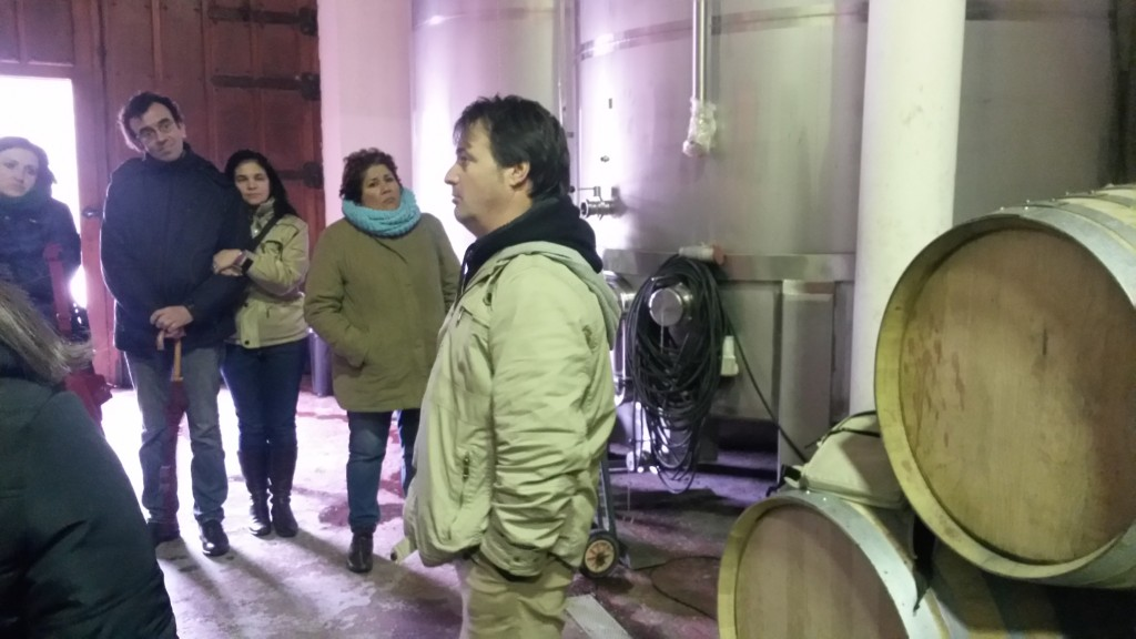 visit wineries around Madrid with Wine Bus by Naked Madrid