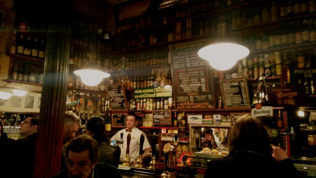 Best Craft Beer and Vemouth in Madrid