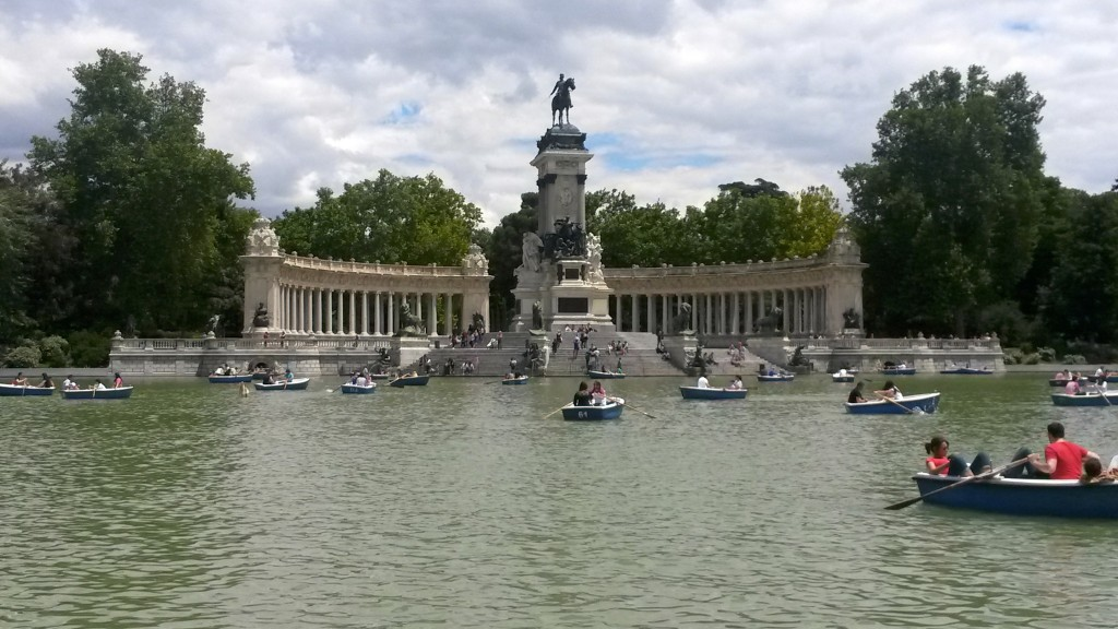 Madrid by Neighborhood by Naked Madrid Retiro Park