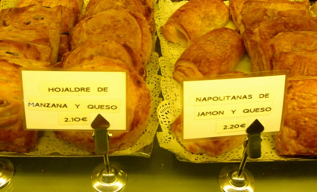 El Riojano, best sweets and pastry shops in Madrid by Naked Madrid