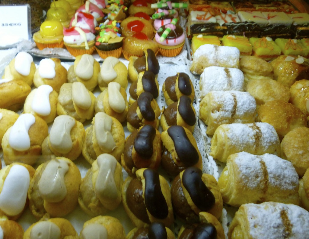 El Riojano, best pastry shops in Madrid by Naked Madrid