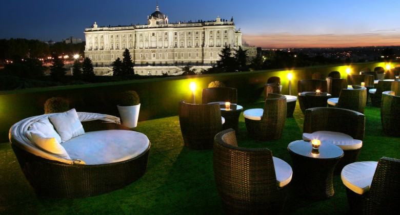Best Rooftop Bars in Madrid by Naked Madrid