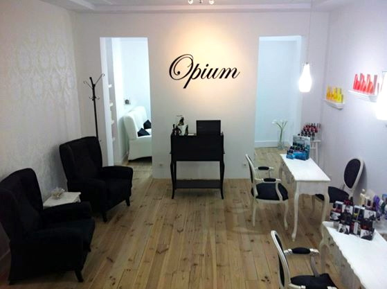 Opium best manicures and pedicures in Madrid