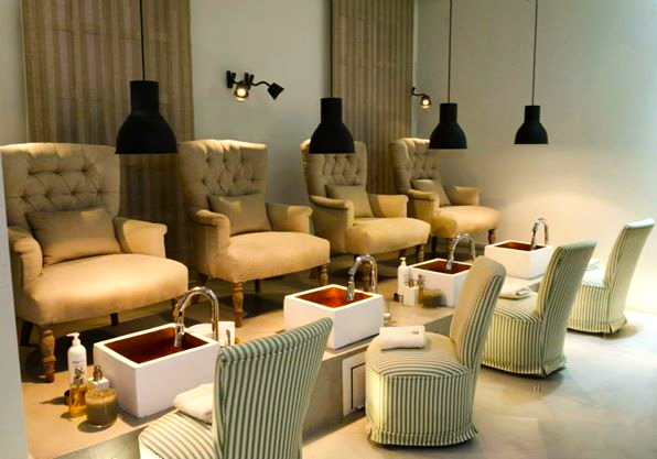 handmade beauty best manicures and pedicures in Madrid