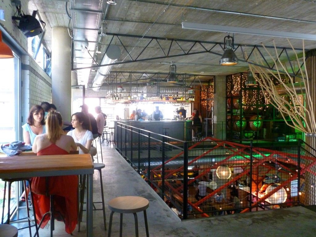 Mercado de San Ildefonso by Naked Madrid, Madrid's best food markets