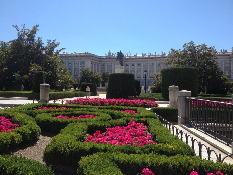 Palacio Real by Naked Madrid