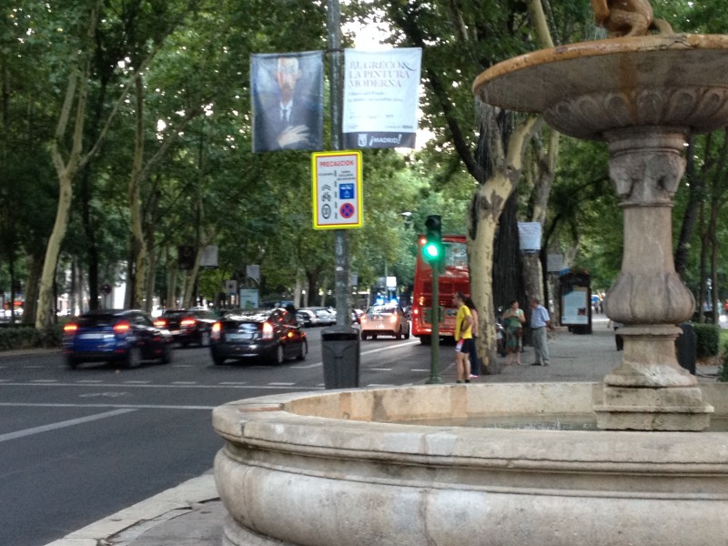 Paseo del Prado by Naked Madrid